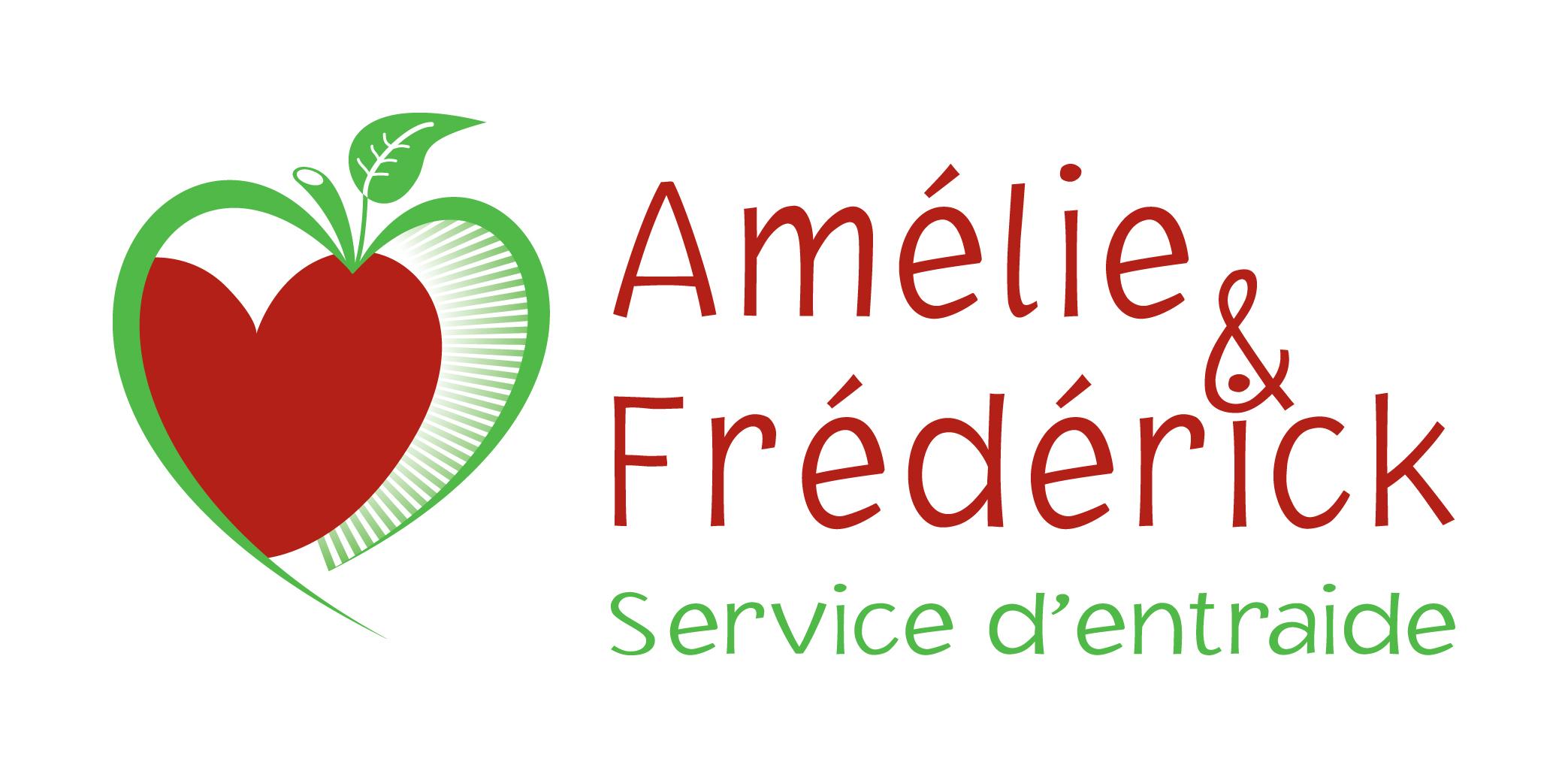 Amélie et Frédérick, Service d'entraide